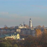 вид на город с Селивановой горы :: Сергей Цветков