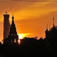 Москва не сразу строилась :: Дмитрий Близнюченко