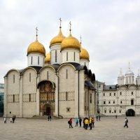 Успе́нский собор Московского Кремля :: Anatoley Lunov