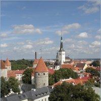 Таллинн старый город :: Вера