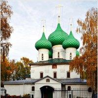 Храм Святителя Николая (1). :: Владимир Валов