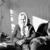 Бабушка :: Ирина Нахтигаль-Шумская