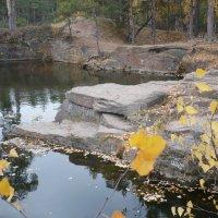старая каменоломня :: натальябонд бондаренко