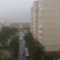 И дождь на востоке :: Валерий Дворников