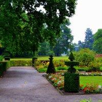 Парк в Потсдаме :: Арина Минеева