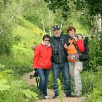 Я и мои друзья. :: Ирина Нафаня