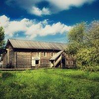 Лавка :: Андрей Качин