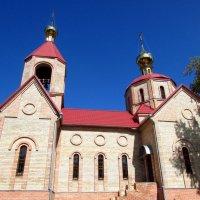 Церковь... :: Сергей Петров
