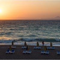 Пляж для двоих :: Борис Борисенко