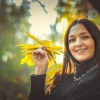 Золотая Осень :: Ирина Малинина