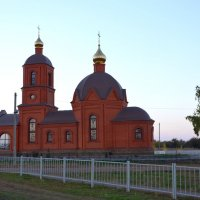 Сельская церковь. :: Михаил Болдырев