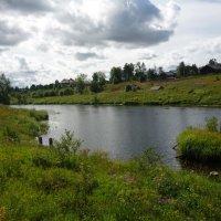 Река Самина :: Светлана Лысенко