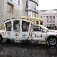 Королевский лимузин :: Александр Орлов
