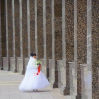 невеста :: Дмитрий Часовитин