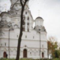 Здесь обращающая к Богу тишина :: Ирина Данилова