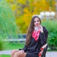 Осенний портрет. 12 :: Анатолий Клепешнёв
