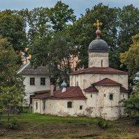 Церковь Климента, папы Римского, на Завеличье :: Виктор Грузнов