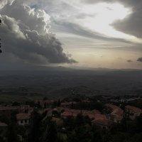 Вечер Вольтерра - Тоскана :: Павел L