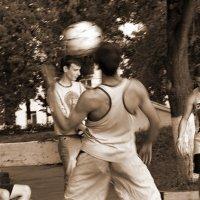 Мастер работы с мячом :: Арсений Корицкий