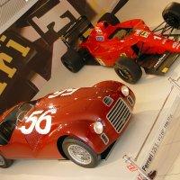 Эволюция Ferrari :: Lika Shakhmatova