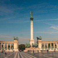 Площадь Героев :: Андрей Роговой