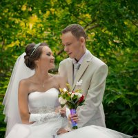 прогулка свадебная :: Mari - Nika Golubeva -Fotografo