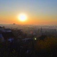 Восход Солнца :: Татьяна Кретова