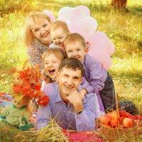 Семейная фотосъемка :: Дмитрий Леванов