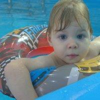 Плавать я ещё не умею, но люблю :: Андрей Ягодко