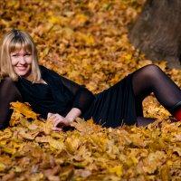 осень :: Валерия Абрамова