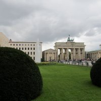 Брандербургские ворота.Берлин :: Яна Чепик