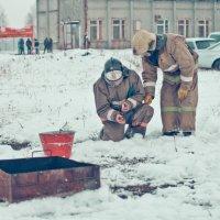Сибирский щит :: Татьяна Ширякова