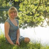 Аленушка :: Ирина Корнеева