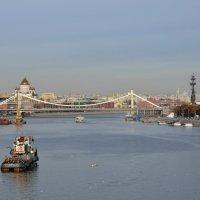 Виды Москвы. :: Oleg4618 Шутченко