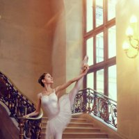 Балерина :: Ирина Kачевская