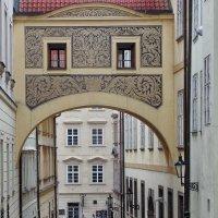 Переулки Праги. :: Александр Назаров
