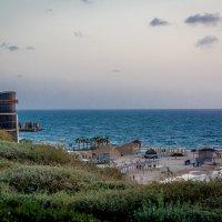 Лифт на пляж! :: Oleg Gendelman