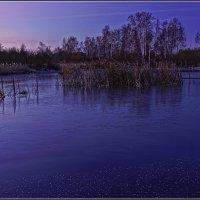 07.Ледяное озеро---02 :: Владимир Холодный