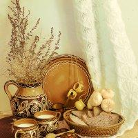 хлеб с молоком :: Анна Шелест