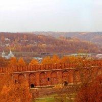 Смоленская крепостная стена :: Артем Скирмаков