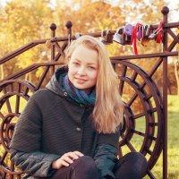 Осенний портрет :: Анна Куликовская