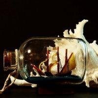 Кораблик и ракушка :: Владимир Федоров