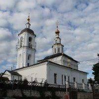 Храм Вознесения Господня 1724 г. :: Наталья Гусева