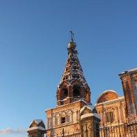 Спасообыденная церковь :: Яна Попова