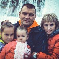 семья :: Евгений Дольников