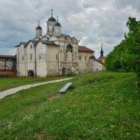 Церковь Кирилло-Белозерского монастыря :: Светлана Лысенко