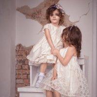 Сестрички-ангелочки ))) :: Ольга Капустина