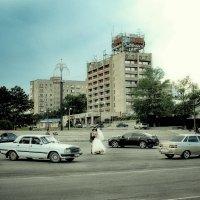 Машины в свадебном хороводе :: Виктор Калабухов