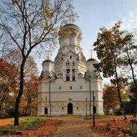 Дорога к храму :: Nikolay Monahov