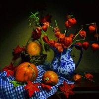 Нет, осень не печальнее весны, и грусть её - лишь выдумка поэтов... :: Валентина Колова